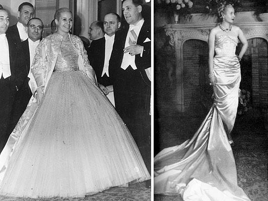 Pretty Vintage Vintage Birthday Eva Peron