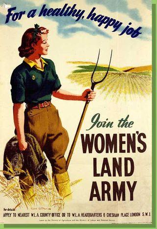 Womenslandarmy