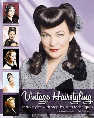 Front Cover Vintage Hairstyles