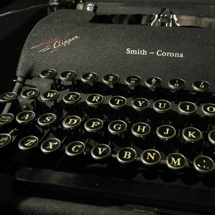 Typewriter smithcorona