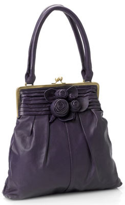Purpleframebag